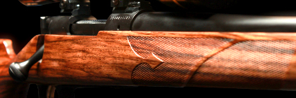 JONA Rifles quality and craftsmanship